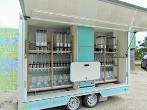 Nos Réalisations Camion et Remorque de marché